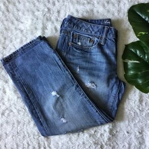 American Eagle | Baggy Ripped Jeans